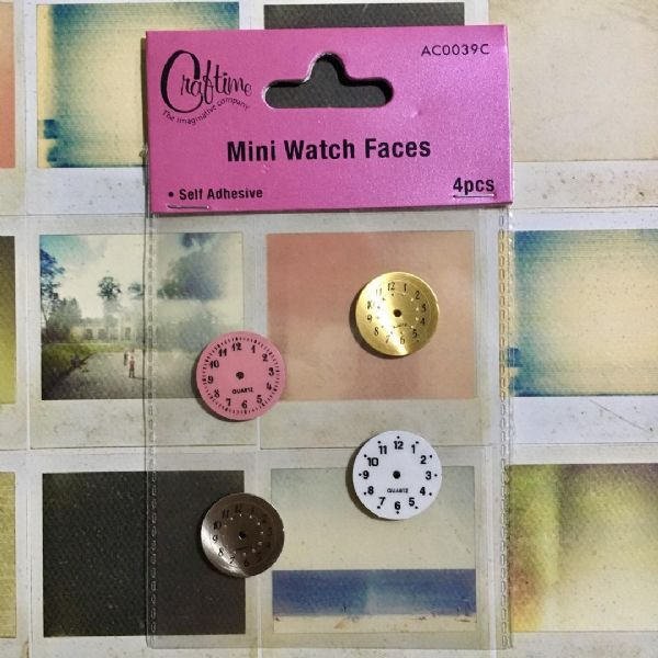 Craftime Watch Faces Mini